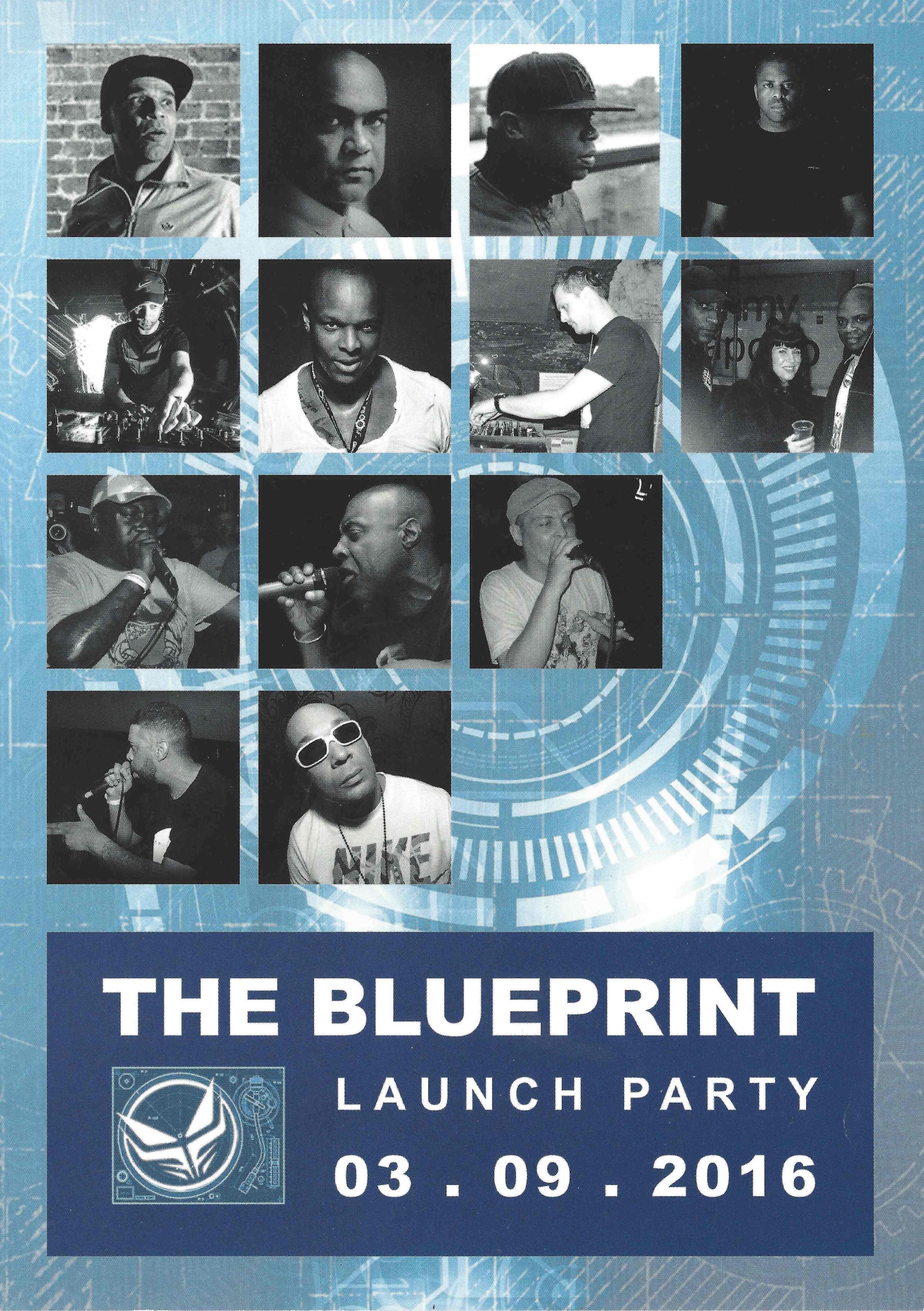The blueprint launch party bloc london 3rd september 2016 flying buy tickets now malvernweather Gallery